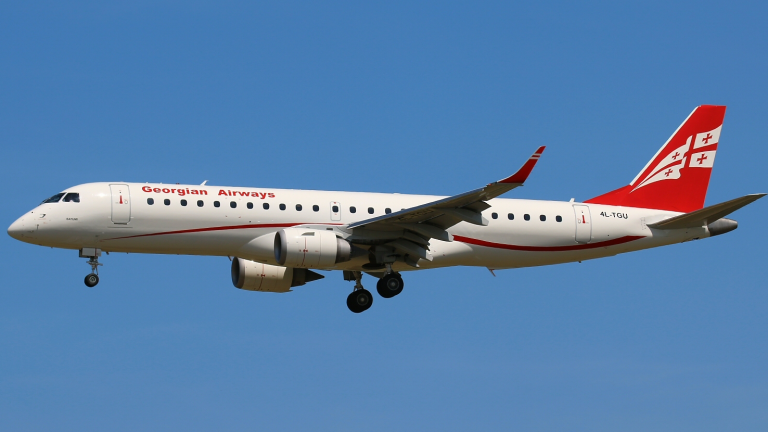"""Georgian Airways"" is coming to Baltics (finally?)"