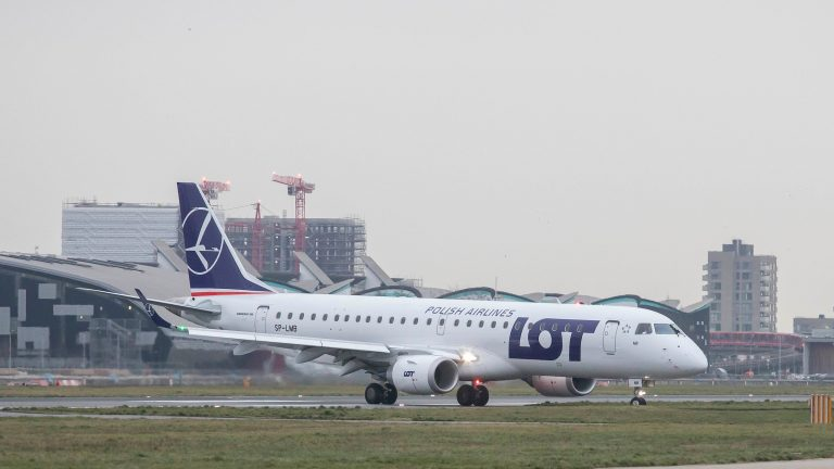 LOT Polish Airlines finally opened ticket sales on Vilnius to London City route